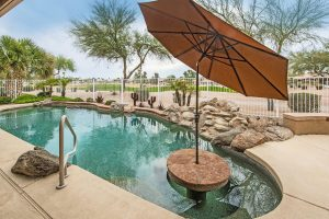 Cool down on hot AZ days at 23706 S Berrybrook Dr.