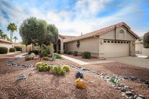 Our new listing at 23709 S Rosecrest Dr, Sun Lakes