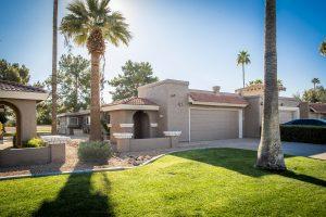Welcome home to 25425 S Glenburn Dr Sun Lakes AZ!