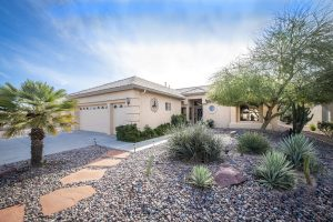 9019 E Diamond Dr in Sun Lakes AZ is like living at a resort.