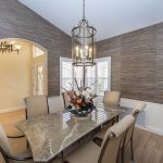 Eat in this dining room at 25418 S Spring Creek Rd