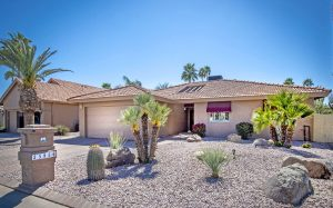 25856 S Beech Creek Dr Sun Lakes AZ is ready for its new owners!