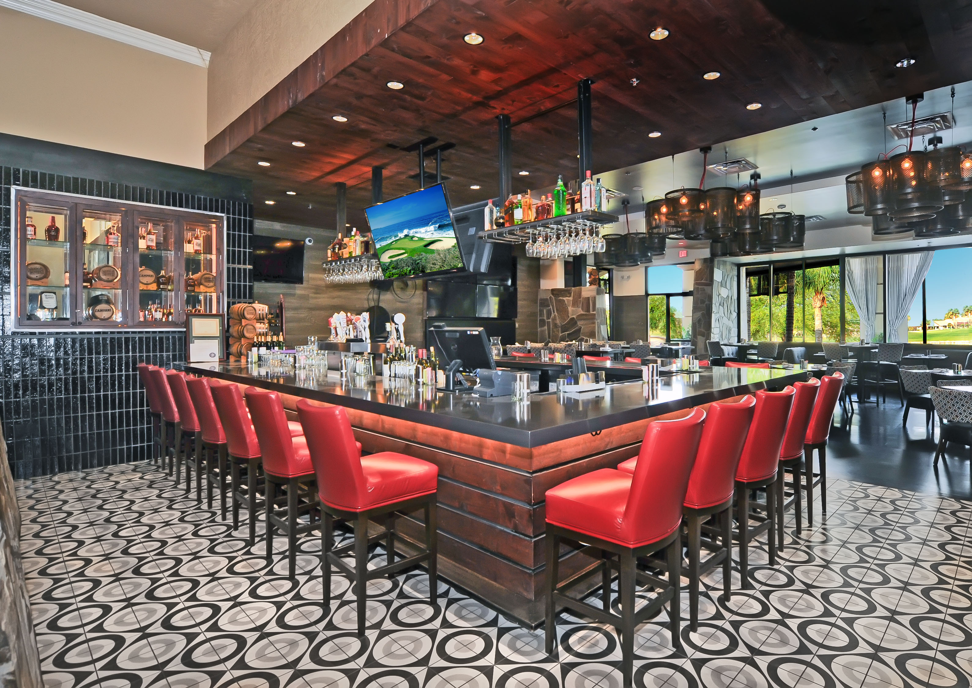 Stone and Barrel are on the list of the top 5 restaurants near Sun Lakes A