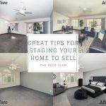 You won't believe the staging tips that work to sell your home.