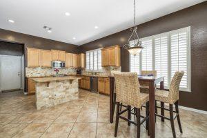 4019 E Meadowview Dr. has a gorgeous kitchen.
