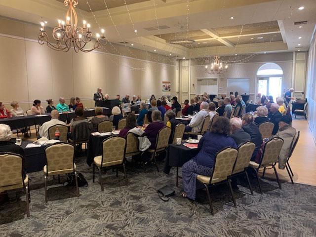 Senior seminar (January 2019)