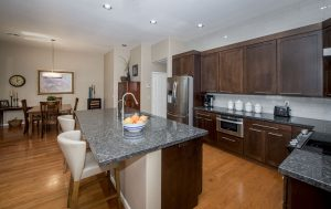 8901 E Stoney Vista Dr has a dream kitchen.