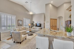 Enjoy the active adult lifestyle at 9629 E Holiday Way.