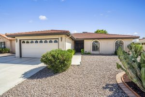 Welcome home to 10309 E Silvertree Court.