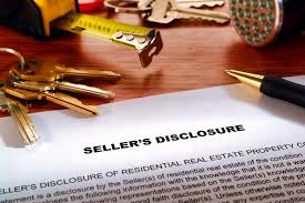 Be sure to fill out the Sellers Property Disclosure Statement accurately.