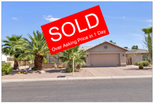 The Sun Lakes AZ 2019 real estate market update is hot off the press.