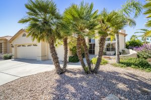 Welcome home to 9011 E Cedar Waxwing Dr. in Sun Lakes AZ