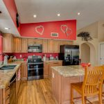 You will love the updated kitchen in the Palo Verde Golf course home.