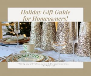 Find the perfect gift with our top 10 holiday gifts for homeowners.