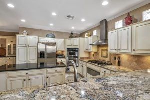 Enjoy cooking in the kitchen at 24223 S Briar Wing Dr.