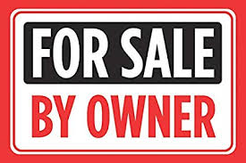 Is for sale by owner for you?