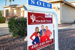 Consider calling the kolb team before doing a for sale by owner.