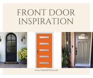 Get inspired with your front door and welcome people home.