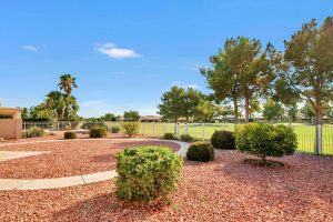 Enjoy golf course living at 24323 S Agate Dr.