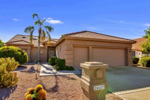 Fun lifestyle for sale at 24627 S Desert Flower Dr.
