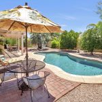 Enjoy your own back yard oasis at 9529 E Arrowvale Dr.