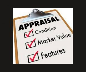 What's an appraiser looking for when evaluating your home?.