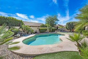What's an appraiser looking for if you have a pool?