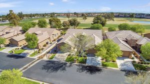 24607 S Golfview Dr. under contract in 1 day in the Villas of Oakwood.