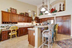 9105 E Rocky Lake Dr. has a fabulous kitchen.